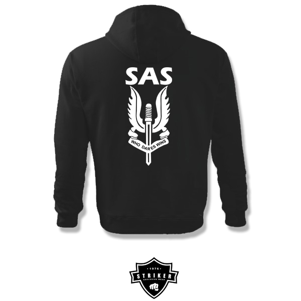 Mikina STRIKER SAS WHO DARES WINS