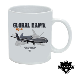 Hrnek STRIKER  Global Hawk