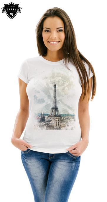 Dámské tričko STRIKER Paříž 34fee83dd1