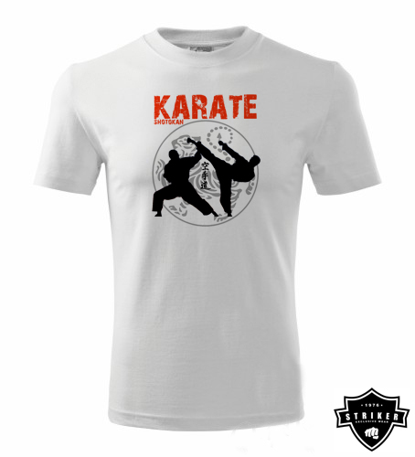 Tričko STRIKER SHOTOKAN KARATE
