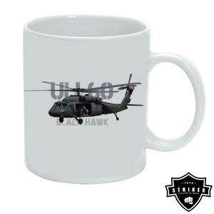 Hrnek STRIKER Black Hawk UH-60