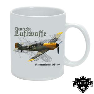 Hrnek STRIKER  Deutsche Luftwaffe