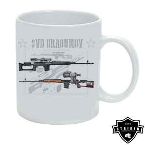 Hrnek STRIKER SVD DRAGUNOV