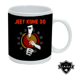 Hrnek STRIKER JEET KUNE DO