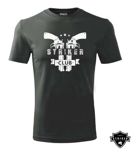 Tričko STRIKER CLUB