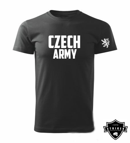 Tričko STRIKER CZECH ARMY