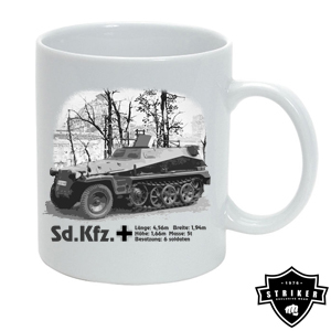 Hrnek STRIKER SdKfz