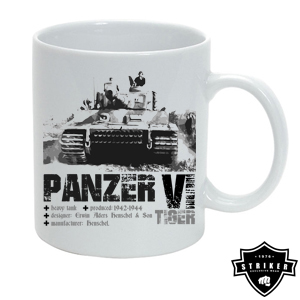 Hrnek STRIKER PANZER VI TIGER