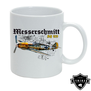 Hrnek STRIKER Messerschmitt Bf 109