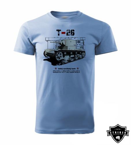 Trička s vojenskými vozidly 0cee0f502d